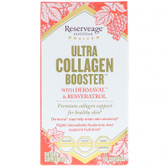 Ultra Collagen Booster 90 Caps ReserveAge Nutrition Online, UK Delivery, Bones Osteo Collagen Type II Treatment