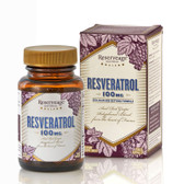 Buy Resveratrol 100 mg 60 Veggie Caps ReserveAge Nutrition Online, UK Delivery,
