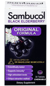 Buy Black Elderberry Original Formula Immune System Support 30 Tabs Chewable Sambucol Online, UK Delivery, Immune Systems