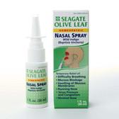Olive Leaf Nasal Spray, 1 oz, Seagate