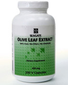 Buy Olive Leaf Extract 450 mg 250 Veggie Caps Seagate Online, UK Delivery, Cold Flu Remedy Relief Viral Treatment Olive Leaf Formulas Immune Support