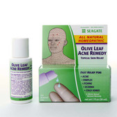 Buy Olive Leaf Acne Remedy 1 oz (30 ml) Seagate Online, UK Delivery, Homeopathic