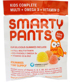 Buy Kids Complete 15 Packs 4Gummies Per Pack SmartyPants Online, UK Delivery, Kids Gummies