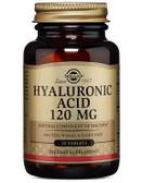 Buy Hyaluronic Acid 120 mg 30 Tabs Solgar Online, UK Delivery, Anti Aging Treatment Supplements Hyaluronic Acid