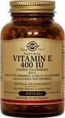 Buy Vitamin E 400 IU 100 sGels Solgar Online, UK Delivery, Vitamin E Mixed Tocopherols