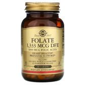 Buy Folic Acid 800 mcg 250 Tabs Solgar Online, UK Delivery, Folic Acid Prenatal Vitamin Pregnancy