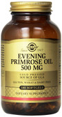 Evening Primrose Oil 500 mg 180 sGels Solgar
