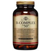 """Buy B-Complex """"50"""" 250 Veggie Caps Solgar Online, UK Delivery, Vitamin B Complex"""