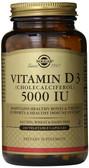 Buy Natural Vitamin D3 (Cholecalciferol) 5000 IU 240 Veggie Caps Solgar Online, UK Delivery, Vitamin D3