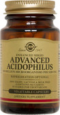 Buy Advanced Acidophilus 100 Veggie Caps Solgar Online, UK Delivery, Stabilized Probiotics