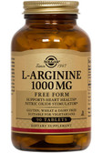 Buy L-Arginine 1000 mg 90 Tabs Solgar Online, UK Delivery, Amino Acid