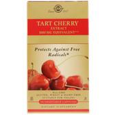 Buy UK Tart Cherry 1000 mg 90 Veggie Caps Solgar Online, UK Delivery, Antioxidant