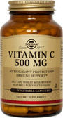 Buy Vitamin C 500 mg 250 Veggie Caps Solgar Online, UK Delivery, Vitamin C