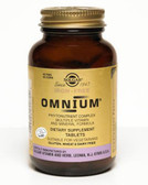 Buy Omnium Multiple Vitamin and Mineral Formula Iron-Free 100 Tabs Solgar Online, UK Delivery, No Iron Multivitamins Mineral Supplements