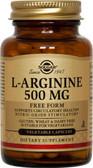 Buy L-Arginine 500 mg 250 Veggie Caps Solgar Online, UK Delivery, Amino Acid