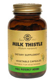 Buy Milk Thistle 250 Veggie Caps Solgar Online, UK Delivery, Milk Thistle Silymarin Liver Cleanse Detox Cleansing