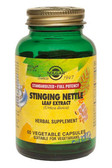 Buy Stinging Nettle Leaf Extract 60 Veggie Caps Solgar Online, UK Delivery, Herbal Remedy Natural Treatment