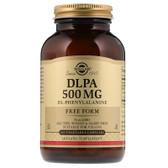 Buy DLPA Free Form 500 mg 100 Veggie Caps Solgar Online, UK Delivery, Amino Acid
