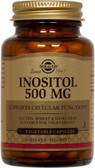 Buy Inositol 500 mg 100 Veggie Caps Solgar Online, UK Delivery, Vitamin B