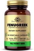 Buy Fenugreek 100 Veggie Caps Solgar Online, UK Delivery, Healthy Blood Sugar Levels Balance Support Supplements Fenugreek