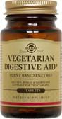 Buy Vegetarian Digestive Aid 250 Tabs Solgar Online, UK Delivery, Enzymes