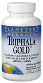 Triphala Gold 1000 mg 120 Tabs, Planetary , UK Shop