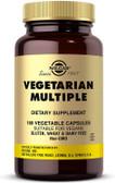 Buy Vegetarian Multiple 180 Veggie Caps Solgar Online, UK Delivery, Multivitamins
