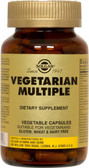 Buy Vegetarian Multiple 180 Veggie Caps Solgar Online, UK Delivery, Multivitamins