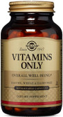 Buy Vitamins Only 90 Veggie Caps Solgar Online, UK Delivery, Vitamins