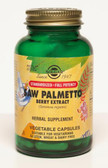 Buy Saw Palmetto Berry Extract 180Veggie Caps Solgar Online, UK Delivery, Men's Supplements For Men Saw Palmetto Prostate Health Formulas