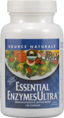 Buy Essential Enzymes Ultra 120 Caps Source Naturals Online, UK Delivery, Digestive Enzymes