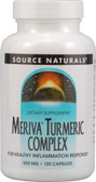 Buy Meriva Turmeric Complex 500 mg 120 Caps Source Naturals Online, UK Delivery, Inflammation