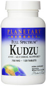 Buy Kudzu 750 mg 120 Tabs, Planetary Herbals, Anti-Alcohol Support, UK store