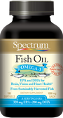 Buy Fish Oil Omega-3 1000 mg 100 sGels Spectrum Essentials Online, UK Delivery, EFA Omega EPA DHA