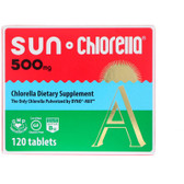 Buy Sun Chlorella A 500 mg 120 Tabs Sun Chlorella Online, UK Delivery, Superfoods Green Food