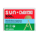 Buy Sun Chlorella A 500 mg 600 Tabs Sun Chlorella Online, UK Delivery, Superfoods Green Food