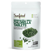 Buy Nutrient-Rich Chlorella Tabs 225 Tabs Sunfood Online, UK Delivery, Superfoods Green Food
