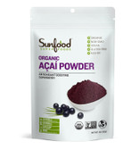 Buy Amazon Acai Powder 4 oz (113 g) Sunfood Online, UK Delivery, Juice Fruit Extract
