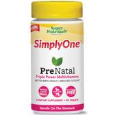 SimplyOne PreNatal Multivitamins 90 Tabs