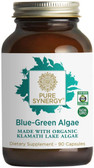 Buy Organic Blue-Green Algae 90 Veggie Caps The Synergy Company Online, UK Delivery, Green Foods Superfoods