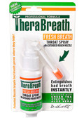 Buy Fresh Breath Throat Spray 1 oz (30 ml) TheraBreath Online, UK Delivery, Throat Care Spray