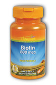 Buy Biotin 800 mcg 90 Tabs Thompson Online, UK Delivery, Vitamin B Biotin