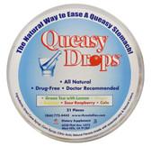 Queasy Drops 5 Flavors 21 Pieces Three Lollies, UK