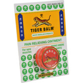 Pain Relieving Ointment White Regular Strength 0.14 oz Tiger Balm