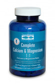 Buy Complete Calcium & Magnesium 120 Tabs Trace Minerals Research Online, UK Delivery, Mineral Supplements