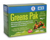 Buy Greens Pak Berry 30 Packets 0.26 oz (7.5 g) Each Trace Minerals Research Online, UK Delivery, Green Foods Superfoods