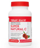 Buy Super Natural C Version 3.1 60 Veggie Caps Vibrant Health Online, UK Delivery, Whole Food Vitamin C