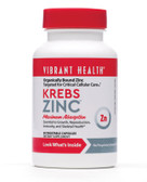 Buy Krebs Zinc 60 Veggie Caps Vibrant Health Online, UK Delivery, Mineral Supplements