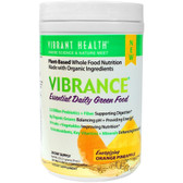 Buy Vibrance Essential Daily Green Food Energizing Orange Pineapple 9 oz (255.21 g) Vibrant Health Online, UK Delivery, Green Foods Superfoods