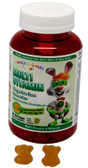 Buy Multi Vitamin Vegetarian Gummies 90 Grape Pectin Gummies Vitamin Friends Online, UK Delivery, Kids Gummies